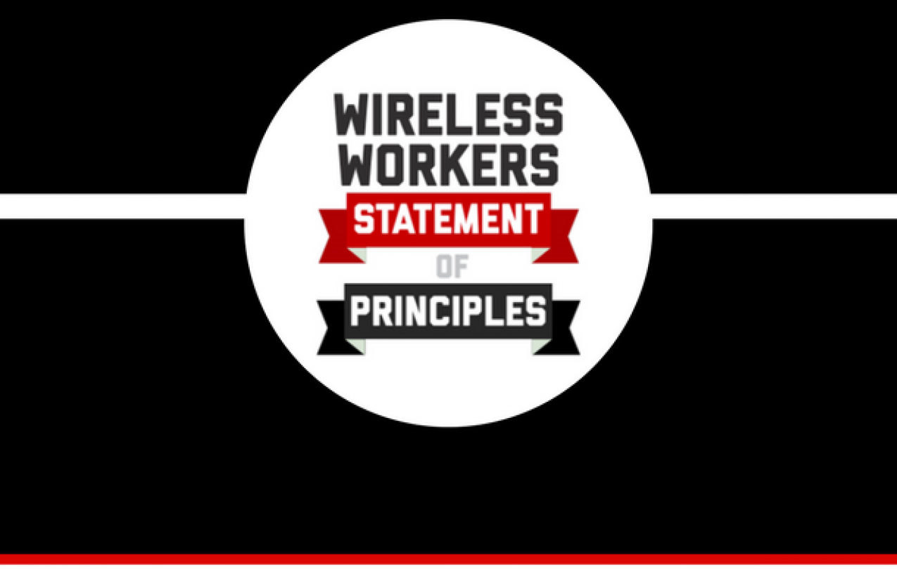 Wireless Workers Statement of Principles